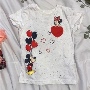 babygirl disney shirt - 2t/3t